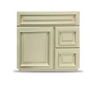 "32.5"" High - Old Height Vanity - VA3-Oldtown-V3021D Right"