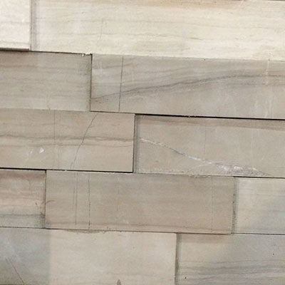White Wood Limestone Ledger (UNVN)