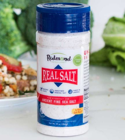 Real Salt - 10oz