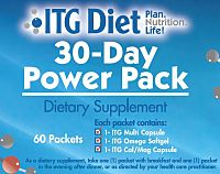 ITG 30 Day Power Pack