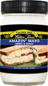 WF Amazin' Mayo Bottle