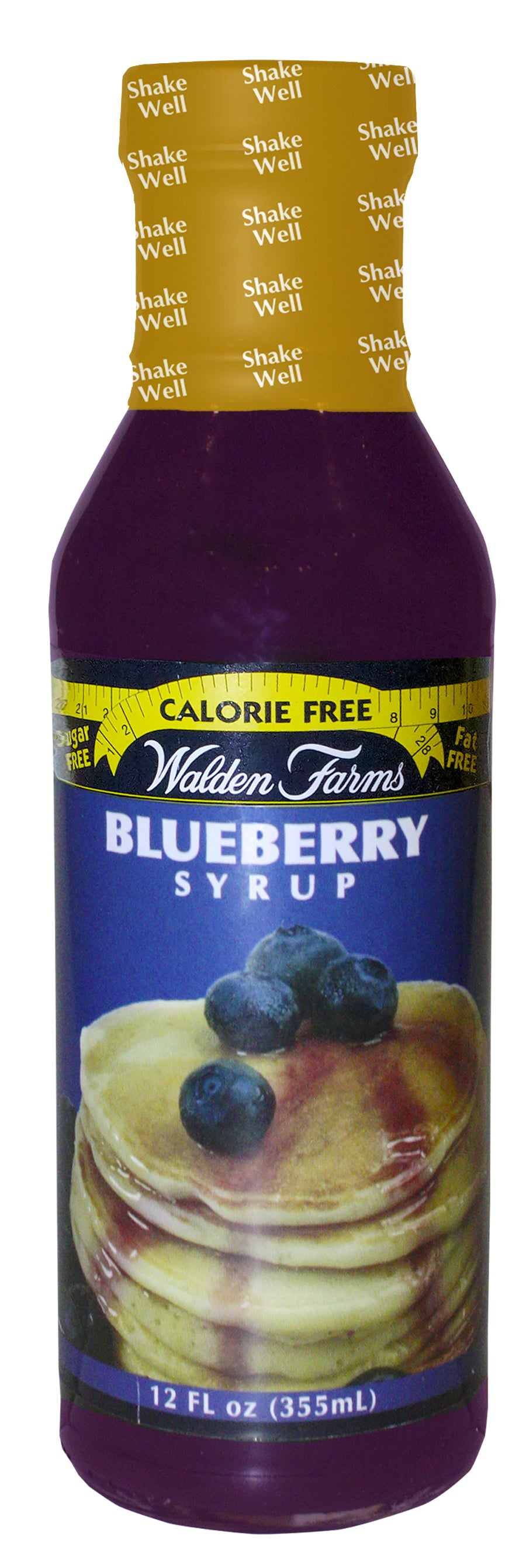 WF Blueberry Syrup
