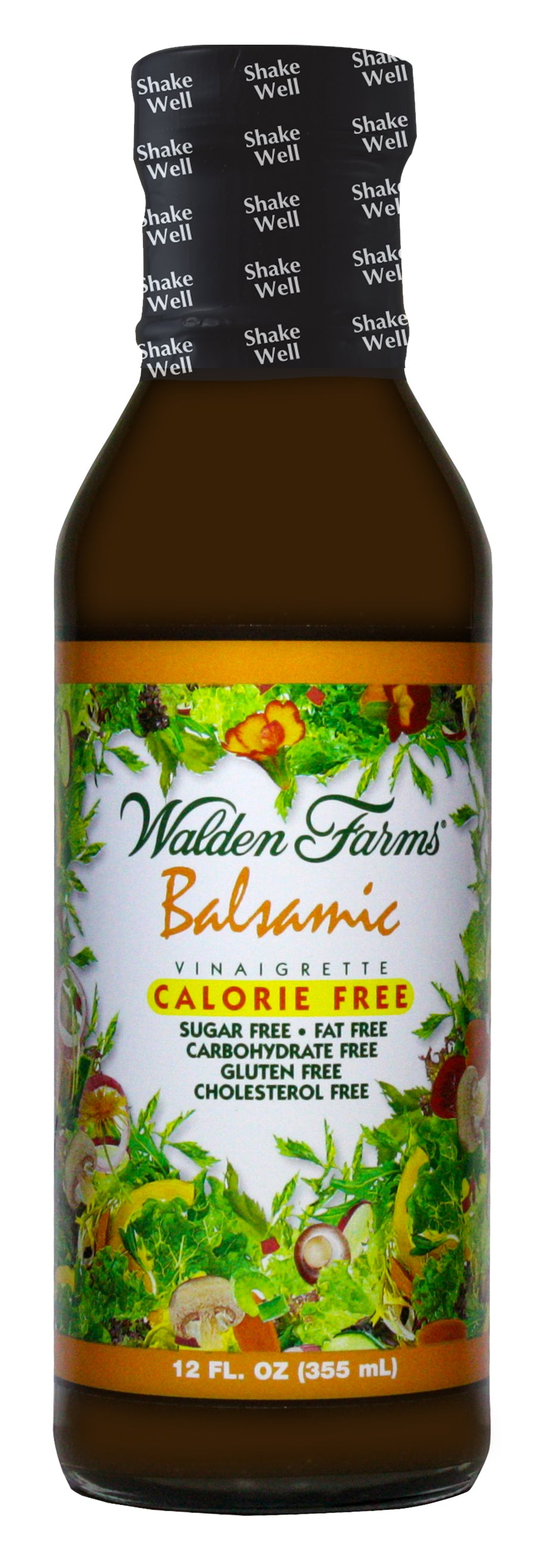 WF Balsamic Vinaigrette Dressing Bottle