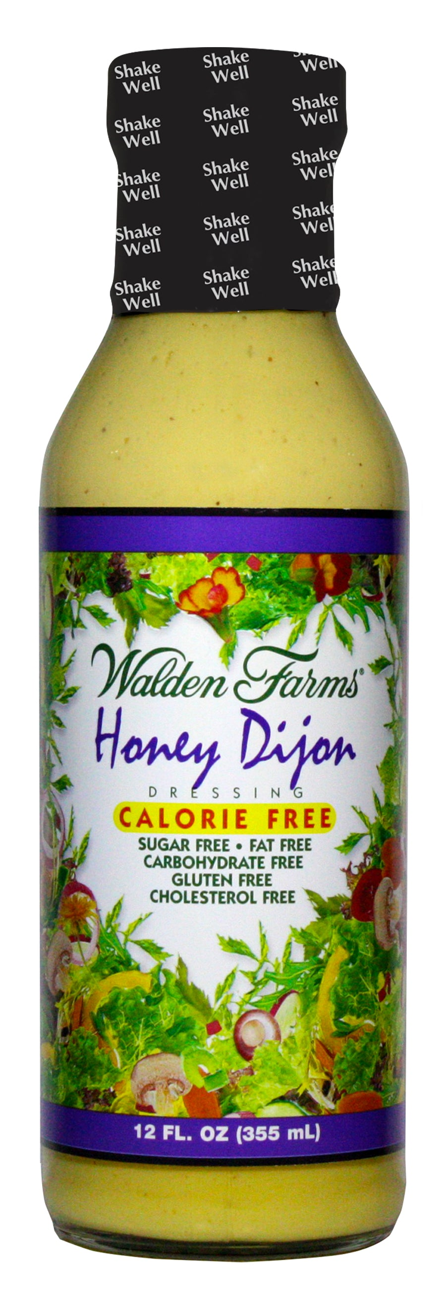 WF Honey Dijon Dressing Bottle
