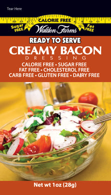 WF Creamy Bacon Dressing Packets