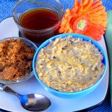 Maple & Brown Sugar Oatmeal