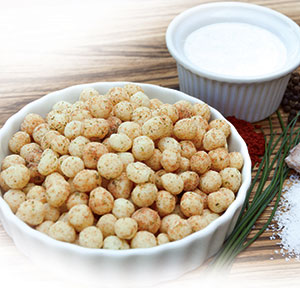 Zesty Ranch Puffs