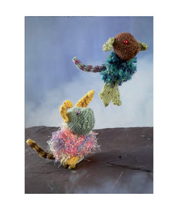 20 To Make: Knitted Aliens