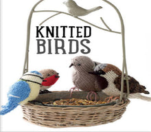 Load image into Gallery viewer, Knitted Birds by Nicky Fijalkowska