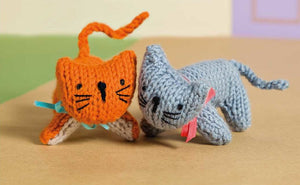 Knit Your Own Dolls by Fiona Goble
