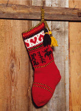 Load image into Gallery viewer, Scandinavian Christmas Stockings by Mette Handberg