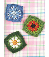 Load image into Gallery viewer, 20 To Make: Crocheted Granny Squares