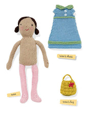 Load image into Gallery viewer, Knit Your Own Dolls by Fiona Goble