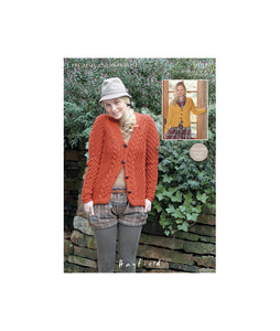 Hayfield Booklet 448: Favourite Aran Knits 7