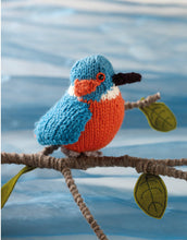 Load image into Gallery viewer, Sue Stratford's Knitted Aviary