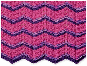 200 Ripple Stitch Patterns by Jan Eaton