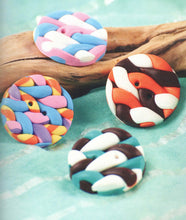 Load image into Gallery viewer, 20 To Make: Polymer Clay Buttons