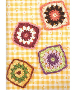 20 To Make: Crocheted Granny Squares