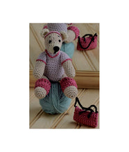 Load image into Gallery viewer, 20 To Make: Crocheted Bears