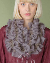 Load image into Gallery viewer, Knitted Scarves & Shrugs by Sarah Hatton