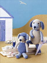 Load image into Gallery viewer, Crocheted Bears and Other Animals by Emma Brown
