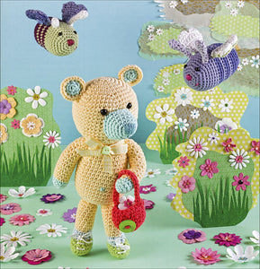 Crocheted Bears and Other Animals by Emma Brown
