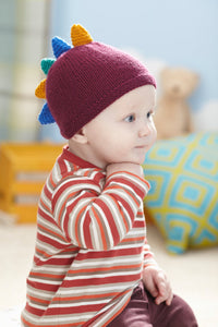 Sirdar Booklet 487: Nursery Knits for Boys