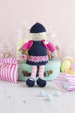 Load image into Gallery viewer, My Knitted Doll by Louise Crowther