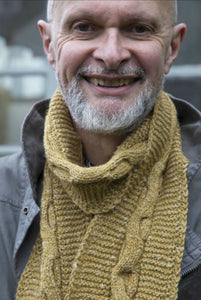 Martin Storey's Learn to Knit Cables