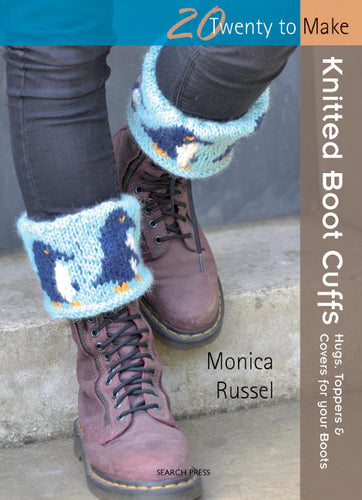 20 To Make: Knitted Boot Cuffs