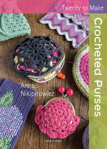20 To Make: Crocheted Purses
