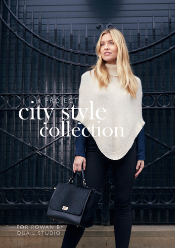 4 Projects: City Style Collection by Quail Studio