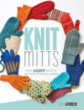 Load image into Gallery viewer, Knit Mitts by Kate Atherley