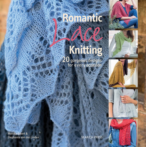 Romantic Lace Knitting by Eckert and Linden