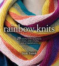 Load image into Gallery viewer, Rainbow Knits by Nicki Trench