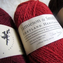 Load image into Gallery viewer, Jamieson & Smith Shetland Heritage 25g