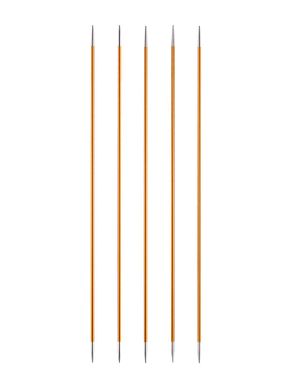 KP47002 KnitPro Zing 15cm Double Pointed Needles: 2.25mm