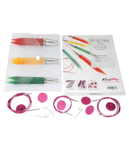 KP50617 KnitPro Trendz Interchangeable Needle Set: Chunky