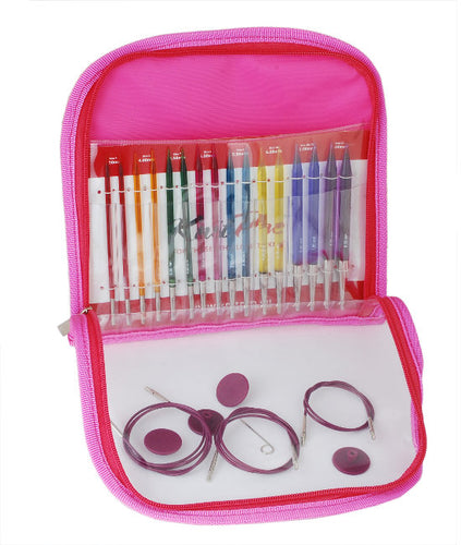 KP50618 KnitPro Trendz Interchangeable Needle Set: Deluxe