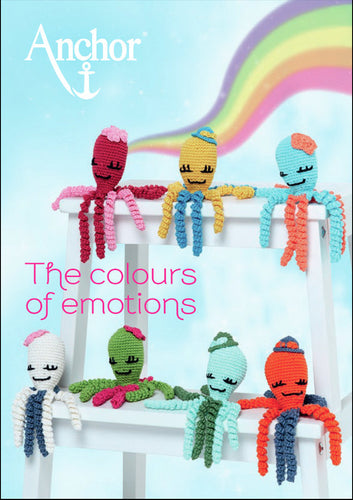 Anchor Crochet Pattern: The Colours of Emotions Octopus