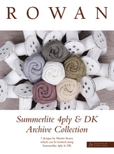 Load image into Gallery viewer, Rowan Summerlite 4 Ply & DK Archive Collection