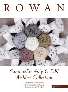 Rowan Summerlite 4 Ply & DK Archive Collection
