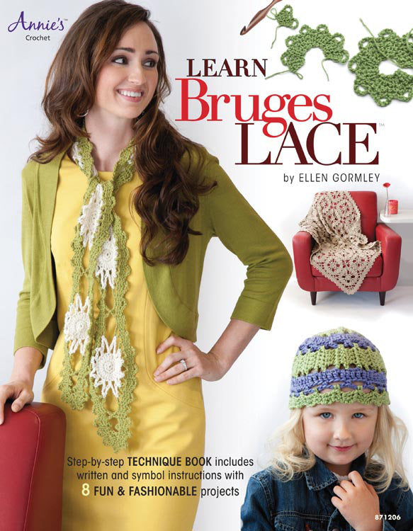 Learn Bruges Lace by Ellen Gormley