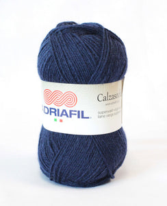 Adriafil Calzasocks Plain Shades