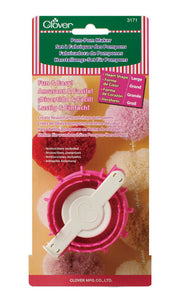 Clover Heart Shaped Pom Pom Maker: CL3171 Large