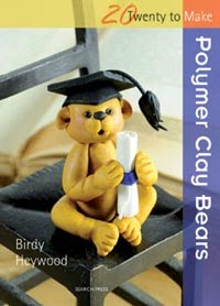 20 To Make: Polymer Clay Bears