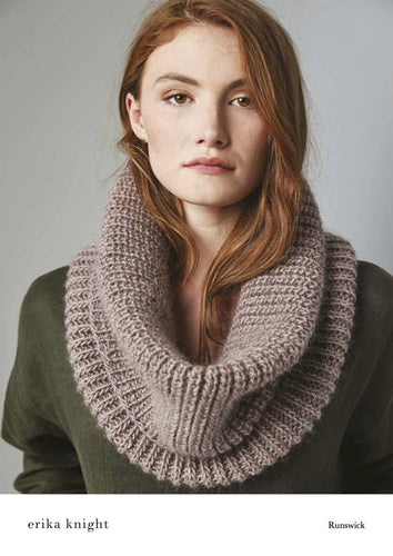 Erika Knight Pattern 104: Runswick in Wild Wool
