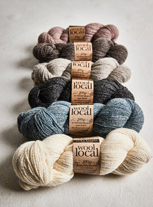 Erika Knight Wool Local 4 Ply 100g