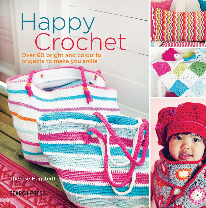 Happy Crochet by Therese Hagstedt