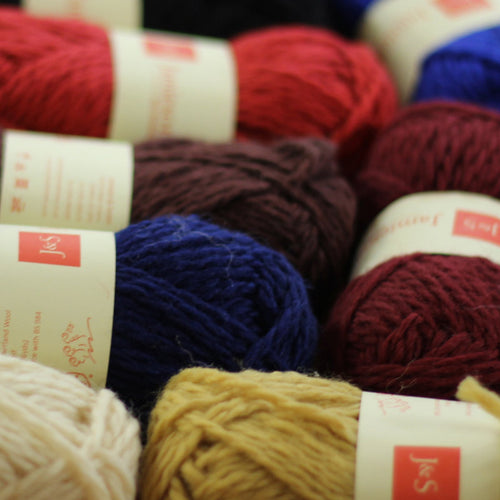 Jamieson & Smith Shetland Aran Worsted